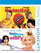 Dodgeball: Unrated / Theres Something About Mary (Double Feature)