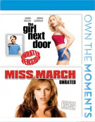 Girl Next Door, The / Miss March (Double Feature)