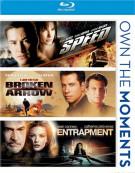 Speed / Broken Arrow / Entrapment (Triple Feature)