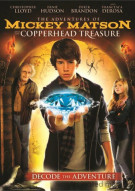 Adventures Of Mickey Matson And The Copperhead Treasure, The