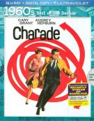 Charade (Blu-ray + Digital Copy + UltraViolet)