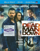 Dead Man Down (Blu-ray + DVD + UltraViolet)