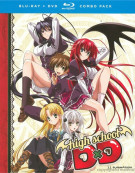 High School DxD: The Series - Alternate Art (Blu-ray + DVD Combo)