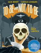 To Be Or Not To Be: The Criterion Collection