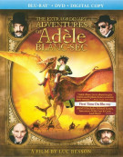 Extraordinary Adventures Of Adele Blanc-Sec, The (Blu-ray + DVD + Digital Copy)