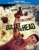 Bullet To The Head (Blu-ray + DVD + Ultraviolet)
