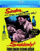 Suddenly (Blu-ray + DVD Combo)
