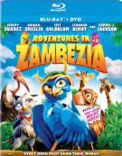 Adventures In Zambezia (Blu-ray + DVD Combo)