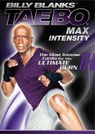 Billy Blanks Tae-Bo: Max Intensity