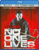 No One Lives (Blu-ray + DVD Combo)