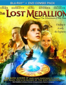 Lost Medallion, The (Blu-ray + DVD Combo)
