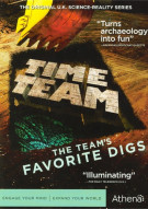 Time Team: The Teams Favorite Digs