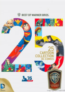 Best Of Warner Bros.: 25 Cartoon Collection - DC Comics