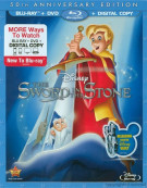 Sword In The Stone, The: 50th Anniversary Edition (Blu-ray + DVD + Digital Copy)