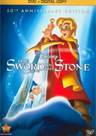 Sword In The Stone, The: 50th Anniversary Edition (DVD + Digital Copy)