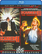 Scanners II: The New Order / Scanners III: The Take Over (Blu-ray + DVD Combo)