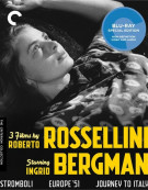 3 Films By Roberto Rossellini Starring Ingrid Bergman: The Criterion Collection
