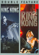 King Kong 33 / King Kong 76 (Double Feature)