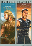Troy / Gladiator (Double Feature)