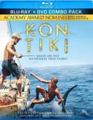 Kon-Tiki (Blu-ray + DVD Combo)