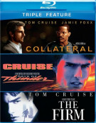 Tom Cruise: Triple Feature