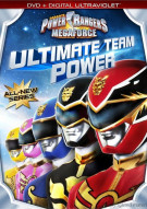 Power Rangers Mega: Ultimate Team Power (DVD + UltraViolet)