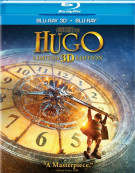 Hugo 3D (Blu-ray 3D + Blu-ray)