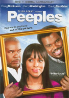 Peeples (DVD + Digital Copy + UltraViolet)