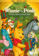 Winnie The Pooh: A Very Merry Pooh Year - 2013 Special Edition (DVD + Digital Copy)