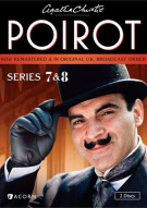Agatha Christies Poirot: Series 7 And 8