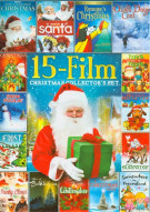 15 Film Christmas Collectors Set