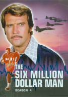 Six Million Dollar Man, The: Season 4