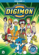 Digimon Adventure: Volume Four