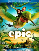 Epic (Blu-ray + DVD + Digital Copy)