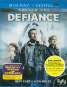 Defiance: Season One (Blu-ray + UltraViolet)