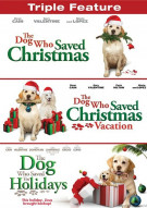 Dog Who Saved Christmas, The / The Dog Who Saved Christmas Vacation / The Dog Who Saved The Holiday (Triple Feature)