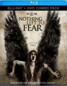 Nothing Left To Fear (Blu-ray + DVD Combo)