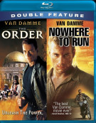 Order, The / Nowhere To Run (Jean-Claude Van Damme Double Feature)