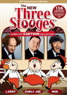 New Three Stooges, The: The Complete Cartoon Collection