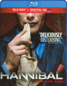 Hannibal: Season One (Blu-ray + Digital Copy)