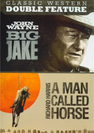 Big Jake / A Man Called Horse (Double Feature)