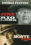 Rio Lobo / Monte Walsh (Double Feature)