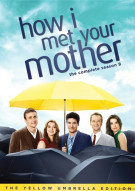 How I Met Your Mother: Season 8 - The Yellow Umbrella Edition