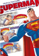 DC Comics: Superman - Triple Feature