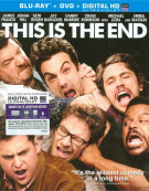 This Is The End (Blu-ray + DVD + UltraViolet)