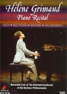 Helene Grimaud: Piano Recital At The Kaamer Musiksaal