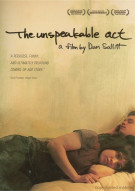 Unspeakable Act, The