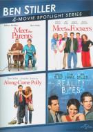 Ben Stiller: 4-Movie Spotlight Series