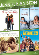 Jennifer Aniston: 4-Movie Spotlight Series