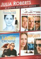 Julia Roberts: 4-Movie Spotlight Series